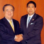 橋本知事に要望書提出